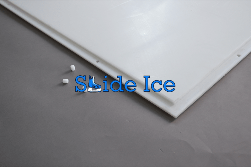 Slide Ice Outside